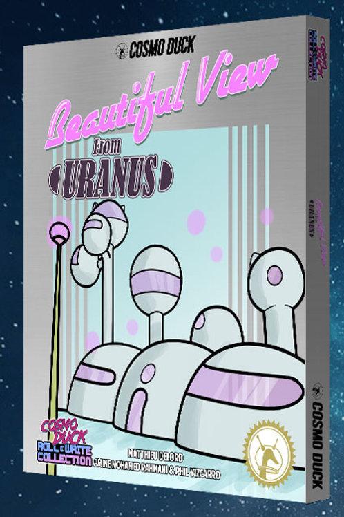 Beautiful View From Uranus