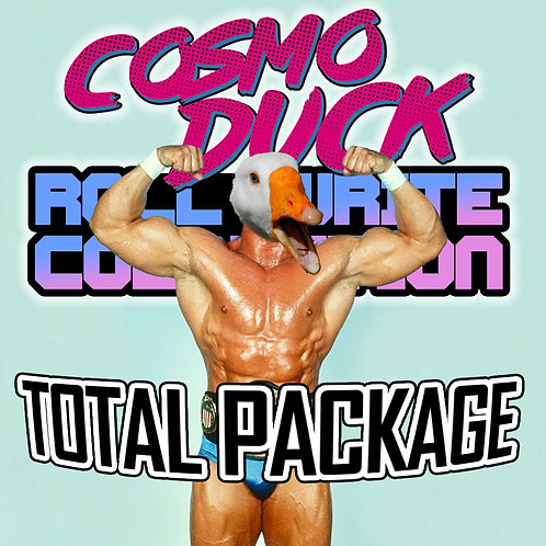 TOTAL PACKAGE - Roll & Write Collection