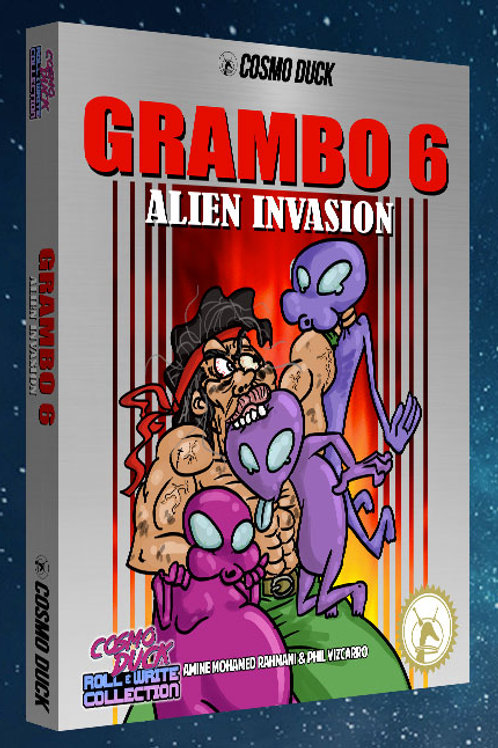 GRAMBO 6 - Alien Invasion