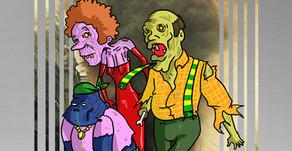 Zombie Roll - Un Roll & Write gratuit et solidaire !
