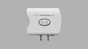 wireless baseboard units for sensing leaks