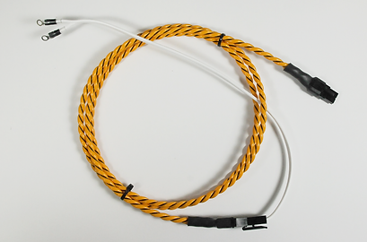 Leak sensing flex cable