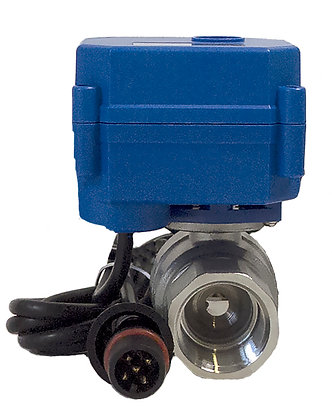 Stop-Flow Valve Only