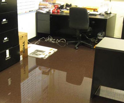 Water Leak Detection System for commercial