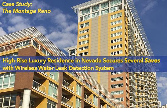 Water Leak Detction Case Studies