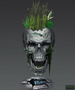 """""""Our Poor Vegetation"""""""