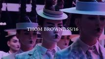 THOM BROWNE / NYFW