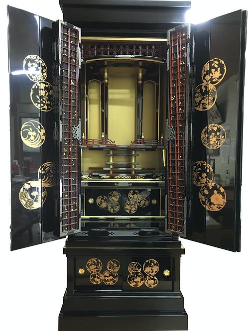 新加賀蒔絵仏壇