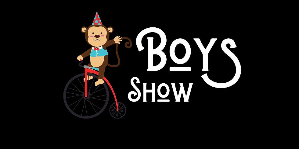 6:00pm BOYS Show