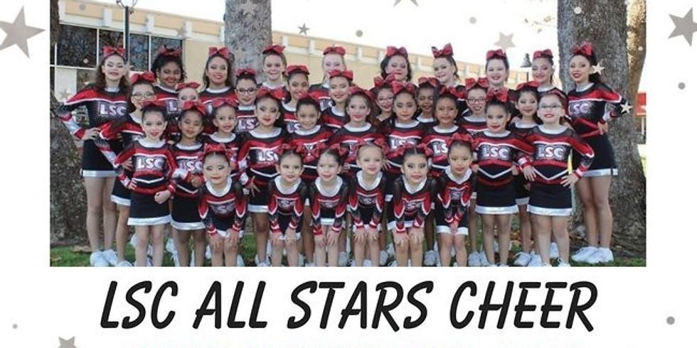 All Star Cheer Sign-Ups