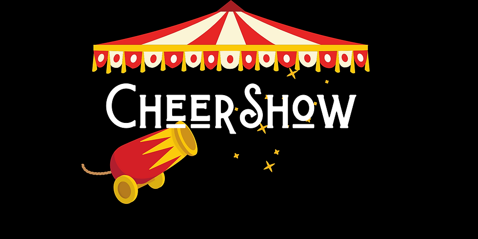 7:00pm Cheer Show