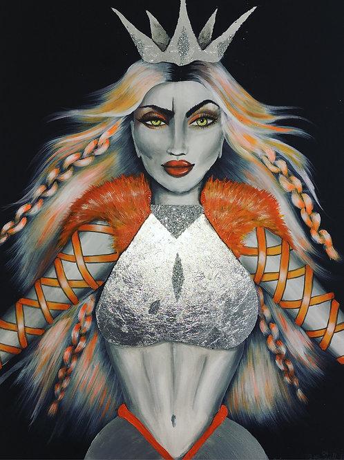 REINA - painting