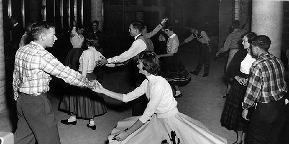 *Faith Teens: 1950s Winter Dance