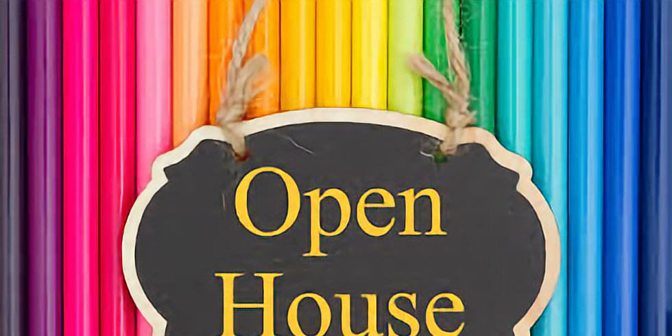 Open House & Picture Day