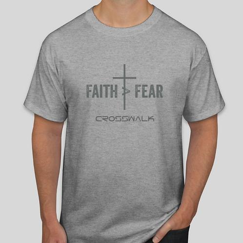 Faith Greater Than Fear
