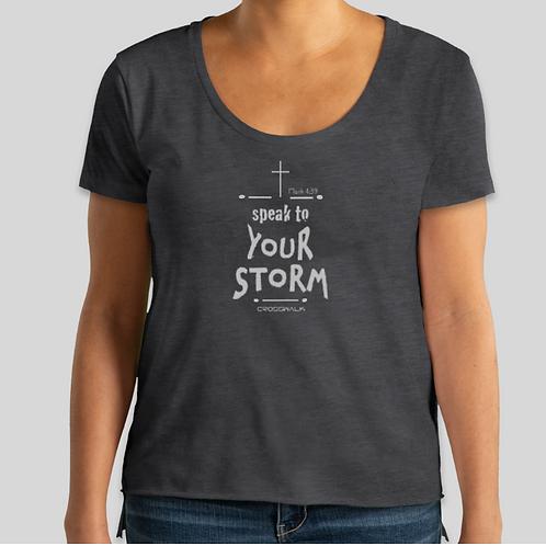 Speak To Your Storm