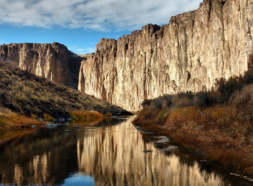 Owyhee-Alvord Adventure Route