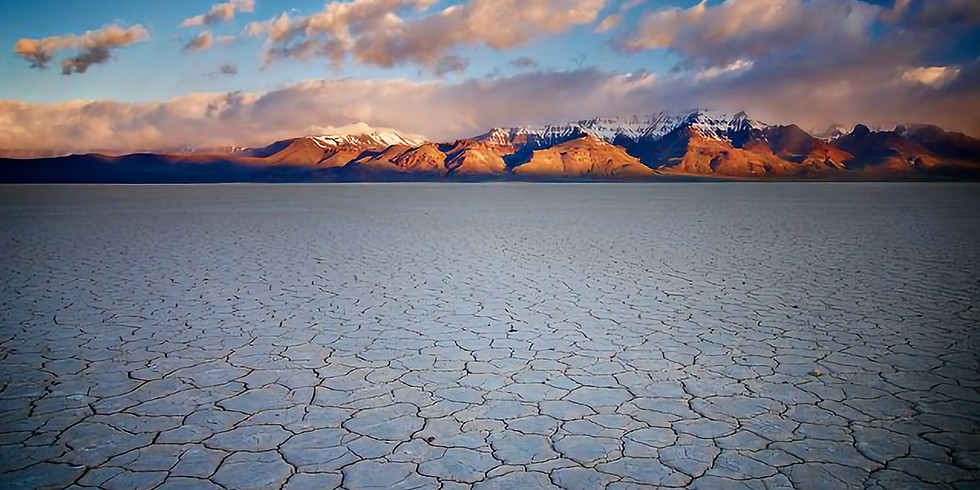 Trail Run: Alvord Desert + Steens Mountain (Oregon)