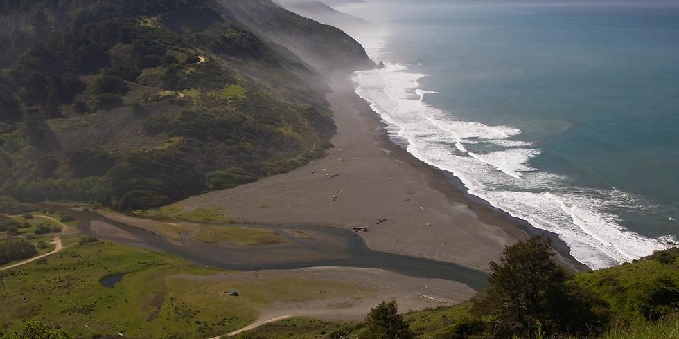 Trail Run: Lost Coast 4x4 Trail