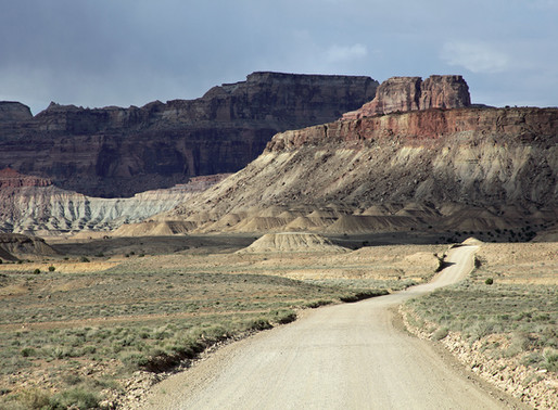 San Rafael Swell Adventure Route