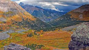 Colorado Peaks & Passes Adventure Route