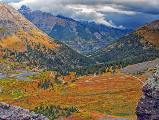 Colorado Peaks & Passes Adventure Route