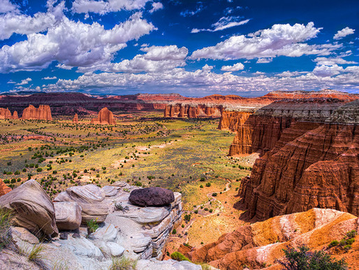 Capitol Reef Backcountry Trail