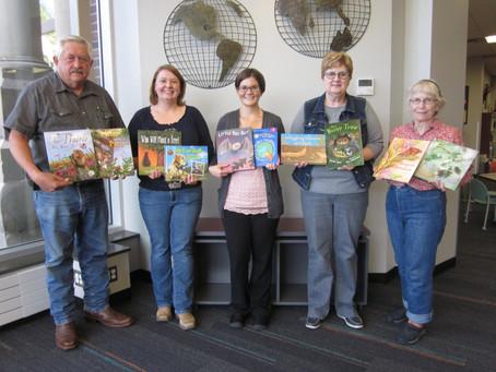 NDASCD Conservation Spotlight: James River SCD Book Program