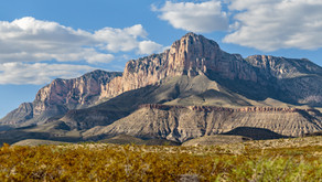 Guadalupe Mountains Adventure Trail
