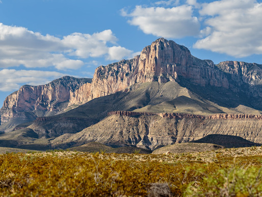 Coming Soon: Guadalupe Mountains Adventure Trail