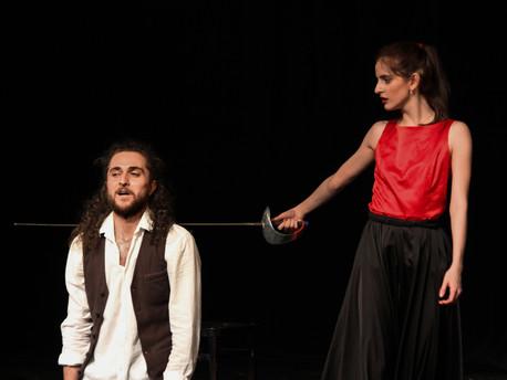 В ГИТИСе проходит фестиваль сценического фехтования