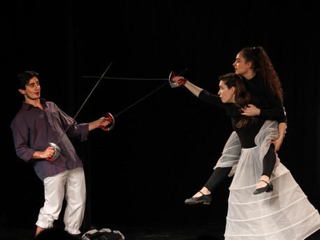 XI Международный фестиваль сценического фехтования «Серебряная шпага» имени Н.В. Карпова