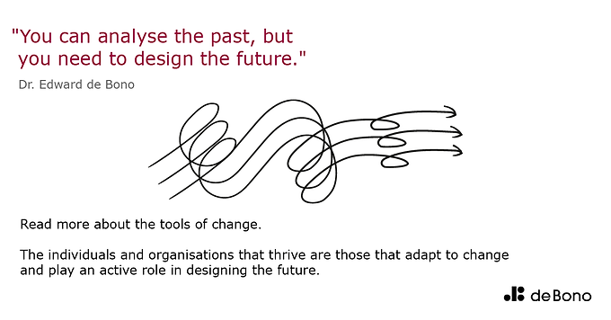 The tools of change