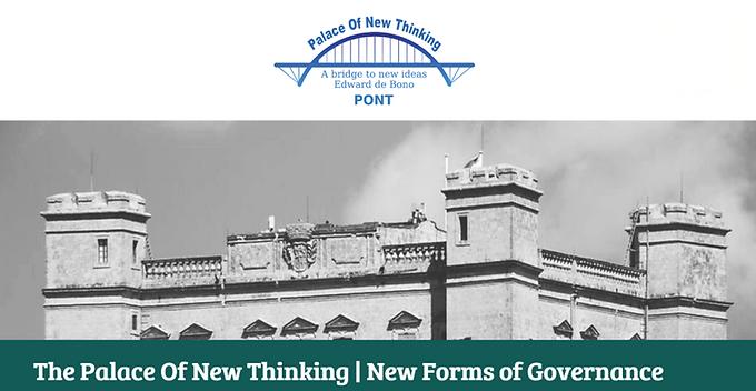 Palace of New Thinking 2018