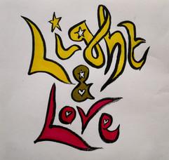 light & love title