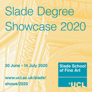 See works produced during my MFA hosted on the Slade's online degree showcase: