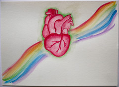 heart on mystic thread