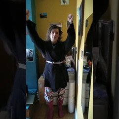 not a home power dressing tutorial (2020)