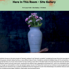 Here In This Room - Site Gallery
