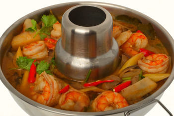 Tom Yum (Shrimp)