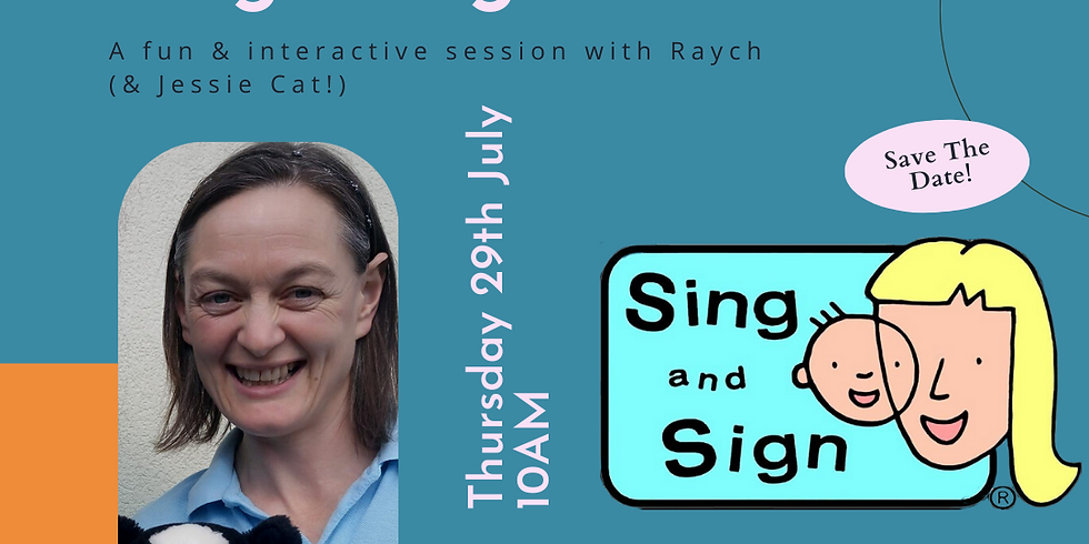 An Introduction to Sing & Sign, with Raych!