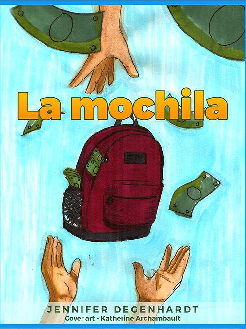 La mochila CI/FVR ACTIVITIES