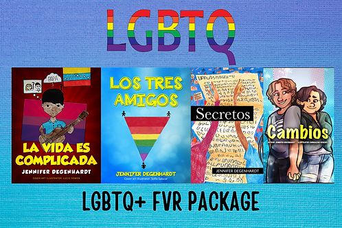 SPANISH LGBTQ+ FVR PACKAGE