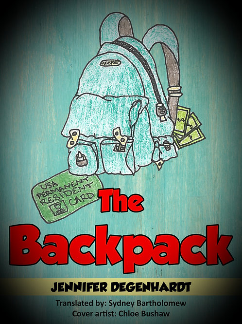 The Backpack AUDIObook