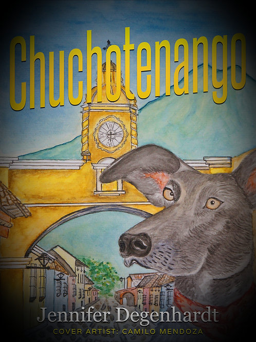Chuchotenango AUDIObook