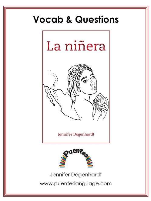 Vocabulary & Questions: La niñera