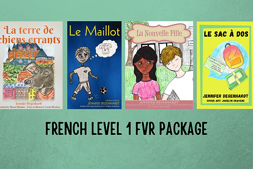 FRENCH LEVEL 1 FVR PACKAGE