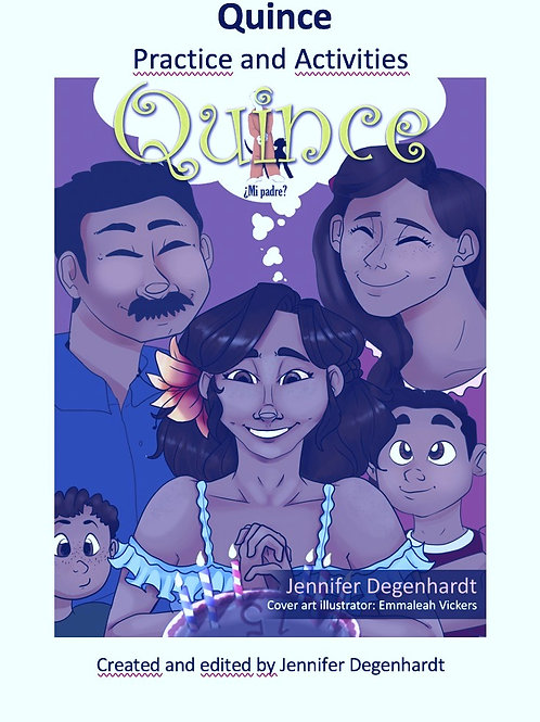 Practice & Review: Quince