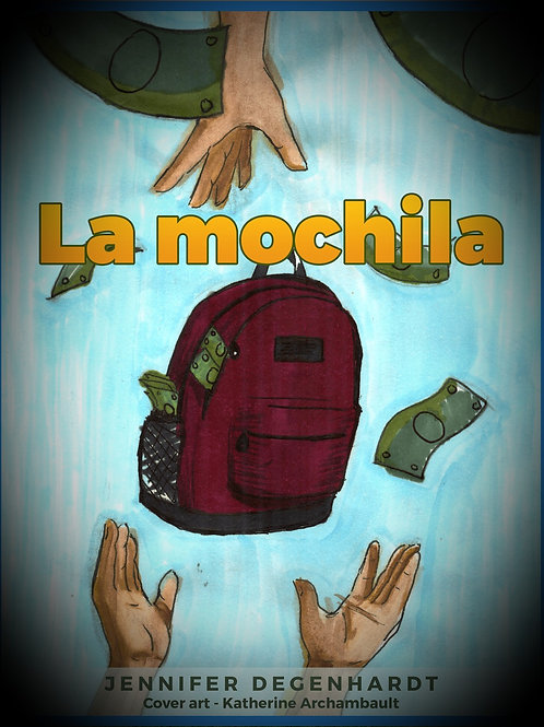 La mochila AUDIObook