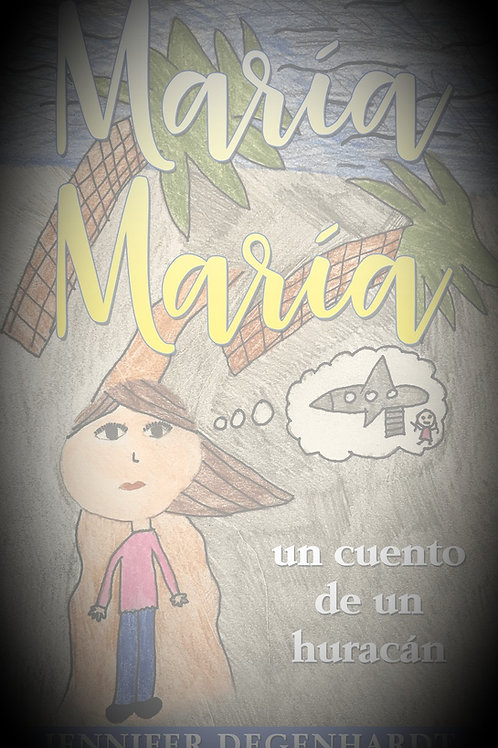 María María: un cuento de un huracán AUDIObook